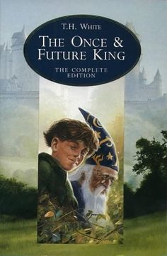 The Once and Future King (1958) by T.H. White - a beautifully written, hugely enjoyable retelling of the Arthurian legend