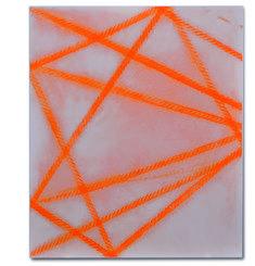 Serena Amrein, Twist-1, 2017, Galerie La Ligne
