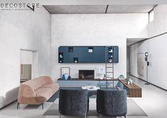 Ladder By Novamobili Modern Kitchen Furniture, Office Furniture, Furniture Design, Modern Decor, Modern Design, Tv Unit Design, High Quality Furniture, Furniture Making, Santorini