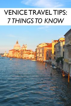 Venice Travel Tips - 7 Things To Know | Jackie Jets Off | 7 Venice travel tips you'll wish you had read before you went including where to stay, what to avoid and how to pre-book to save time.