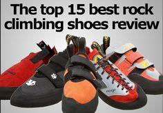 The top 15 best climbing shoes review - ClimbingThings.com