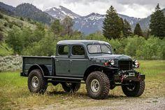 4-door Power Wagon