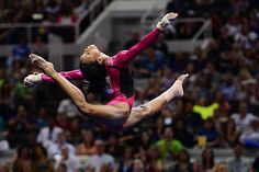 It's a day of preparation for America's Sweetheart. Gabby Douglas, still basking in the glow of her gold medal in the women's all-around and US women's gold medal team gold, is focusing on individual event finals the rest of the week.