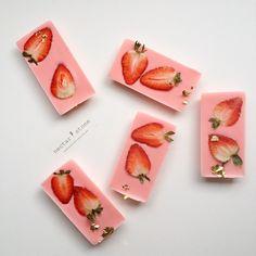 Chocolate + Strawberry bliss
