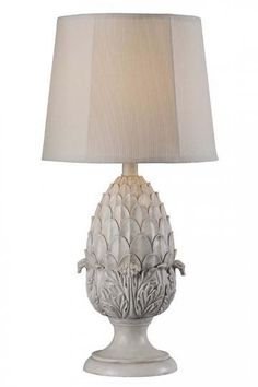 Artichoke Outdoor Table Lamp - Outdoor Lamp - Cottage-style Lamps | HomeDecorators.com