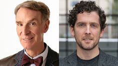 Bill Nye and Gregory Mone Bill Nye