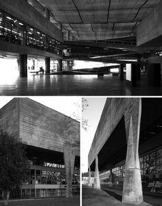 João Batista Vilanova Artigas_Universidade de São Paulo Faculdade de Arquitetura e Urbanismo