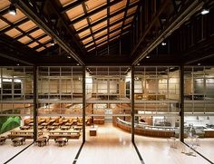 Pixar Animation Studios, Bohiln Cywinski Jackson: Flexibility with both individual and communal space.