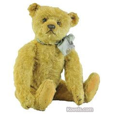 Antique Teddy Bears | Toys & Dolls Price Guide | Antiques & Collectibles Price Guide