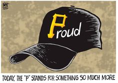 Pittsburgh pirates proud/Goin' to playoffs.  First time in 21 years!!  Go Bucs!!!