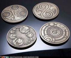 Galifreyian coasters