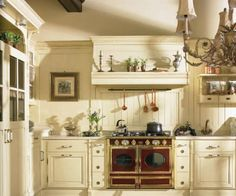 French country home decorating ideas for kitchen  decor <the hood might be nice if it actually worked>   #LGLimitlessDesign #Contest