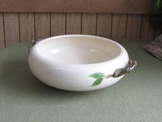 Franciscan Meadow Rose Vegetable Bowl by LazyYVintage on Etsy