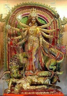 Durga pooja kolkatta