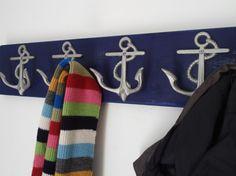 bathroom towel holder as seen on houzz.com coat by riricreations