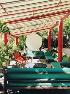 Weekend Getaway: Palm Springs