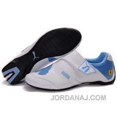 9c70b33a785 Find Quality Puma Baylee Future Cat Mens Shoes In White BluePuma and more on  Pumashoes.