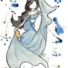 Jasmine / Bri Pi Art