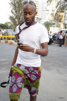 Style Sense: Totally Ankara...purely African!! (MEN)