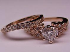 unusual diamond rings   Unique Heart Shaped Diamond Engagement Rings in diamond