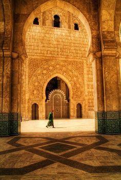 "islamic-art-and-quotes: "" Morocco Originally found on: alyibnawi """