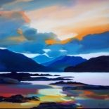 Pam Carter Artist | Buy Prints & Paintings by the Leading Contemporary Scottish Landscape Painter