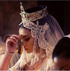 Armenian (or Georgian) bride.
