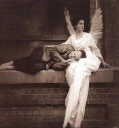 Para conectar con tu ángel de la guarda