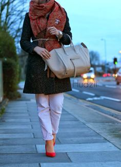 Diaries of a hybrid fashion blogger
