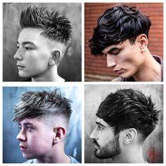 Die 62 Besten Bilder Von Frisuren Ausprobieren Men Hair Styles