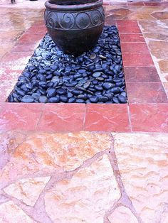 Flagstone Patio Design Ideas, Pictures, Remodel, and Decor - page 14