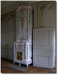 The Gustavian Style Of Swedish Interior Designer Louis Masreliez Sturehov castle, Louis Masreliez, Gustavian Style, Swedish Decorating, Gustavian Decorating, Swedish Castles,Carl Fredrik Adelcrantz