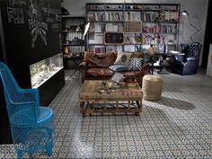 estupendos azulejos de estilo vintage