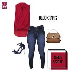 #Moda #Tendencia #Estilo #Mujer  www.paris-jeans.com
