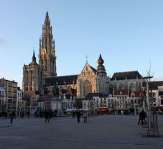 Cathedral of Our Lady / Antwerp, Belgium