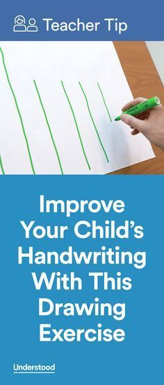 Have you noticed that your child has trouble with handwriting? Is her writing messy and difficult to read? These difficulties may be caused by dysgraphia, or they may be the result of limited instruction in handwriting. The good news is that you can help at home as a parent.