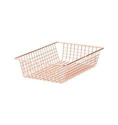 Copper Wire Organizer Tray - Small  E3911