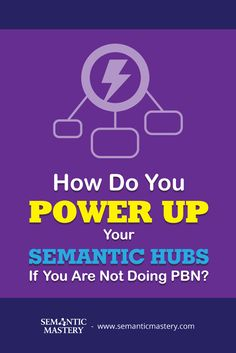 How Do You Power Up Your Semantic Hubs If You Are Not Doing PBN? This #SEO Is Easy Only If ,........ via http://semanticmastery.com/how-do-you-power-up-your-semantic-hubs-if-you-are-not-doing-pbn/ This is a question from an attendee that asked at one of our Free weekly Hump Day Hangouts here http://semanticmastery.com/humpday.