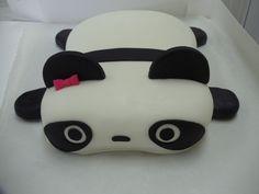 Flat Panda!  lol