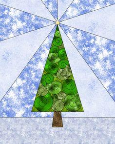 idea for Christmas quilt