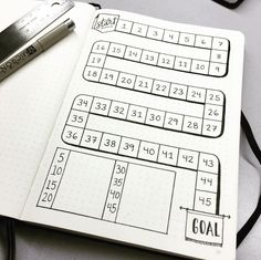 Health spread from Instagram user @planyourplanner. Bullet Journal Health-Related Spread Gallery. Templates, Inspiration, Giveaways and more at bulleteverything.com.