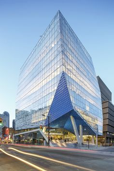 Ryerson University Student Learning Centre,© doublespace photography