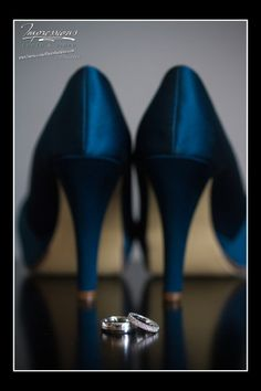 Photo by Impressions Photo & Video  www.impressionsphotoandvideo.com  #wedding #njwedding #bride #njbride #photography #njphotography #impressions #bling #somethingblue #weddingring #heels #ring