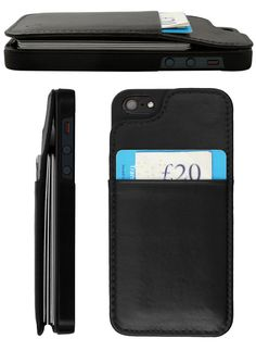 World's Slimmest Wallet Case For iPhone