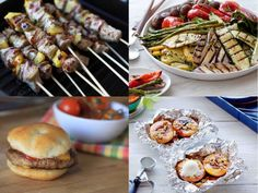 How to Make a Complete Kid-Friendly Meal on the Grill | FN Dish – Food Network Blog