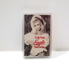 Dolly+Parton+Cassette+Tape+1991+Vintage+Eagle+When+by+MohawkMusic