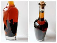 Domácí vanilkový extrakt (bezedný)   Home-Made.CéZet Hot Sauce Bottles, Food And Drink, Homemade, Drinks, Health, Fitness, Syrup, Essen, Bakken