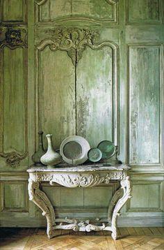 Belgian Villa Rozenhout  c. 1790
