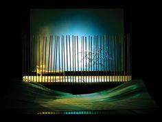 Vivaldi: The Four Seasons by Magda Wojcik, via Behance