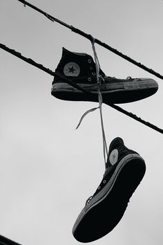 Shoe Tossing now on my bucket list